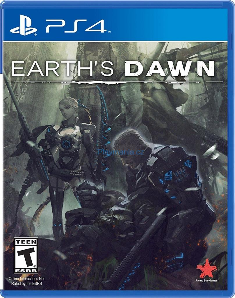 PS4 EARTHS DAWN