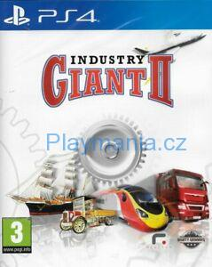 PS4 INDUSTRY GIANT II