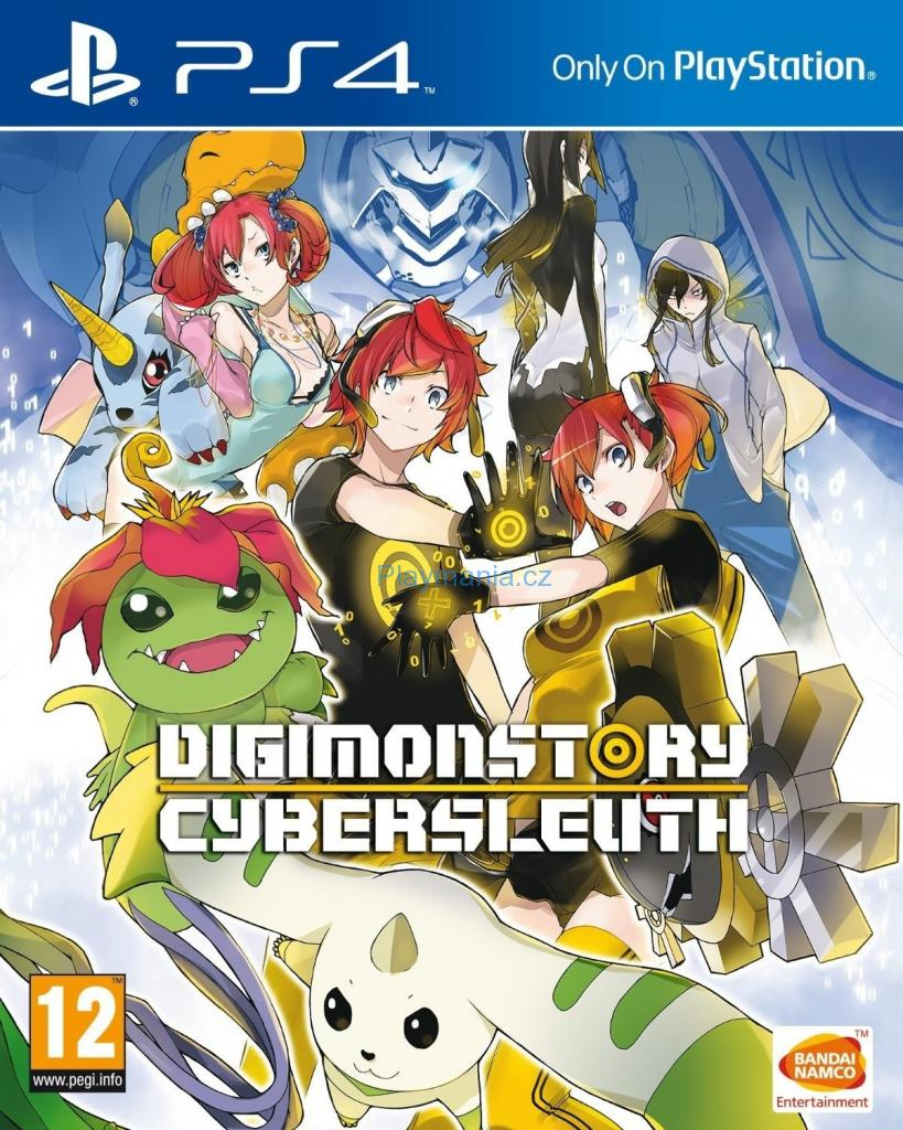 PS4 DIGIMON STORY: CyberSleuth: Hacker's Memory