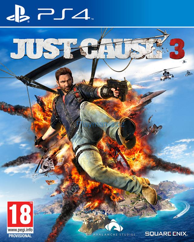 BAZAR PS4 JUST CAUSE 3