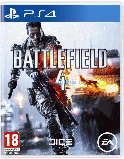 BAZAR PS4 BATTLEFIELD 4