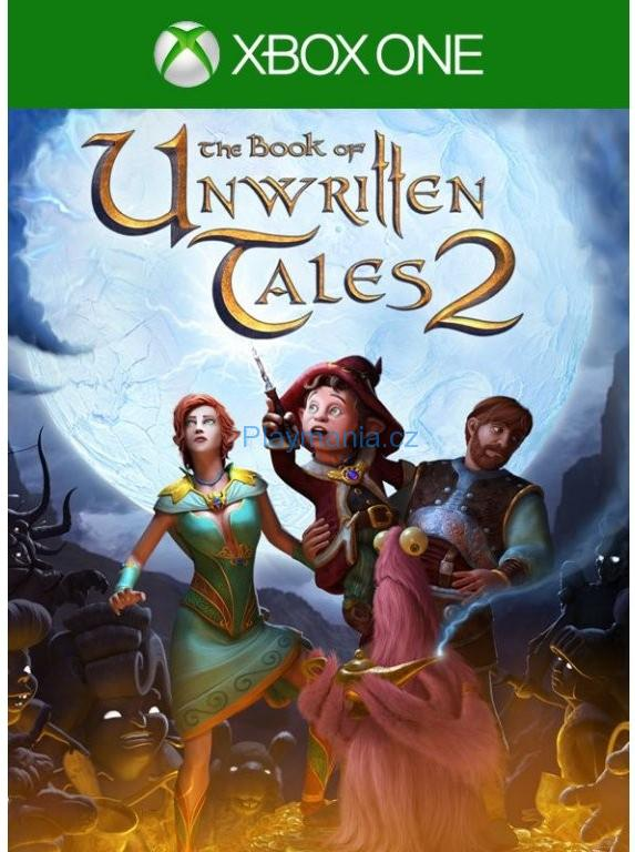 BAZAR XBOX ONE THE BOOK OF UNWRITTEN TALES 2