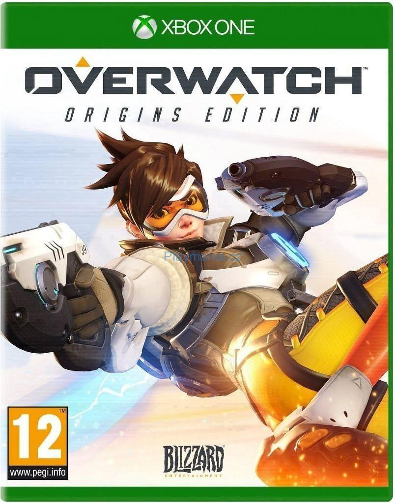 BAZAR XBOX ONE OVERWATCH ORIGINS EDITION