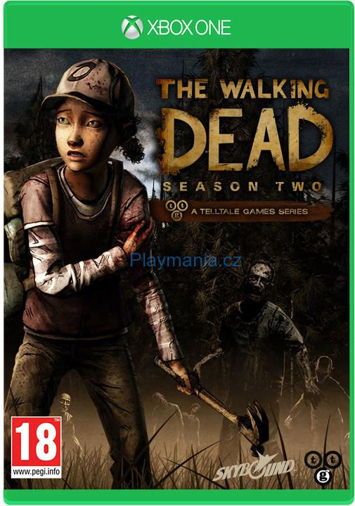 BAZAR XBOX ONE THE WALKING DEAD