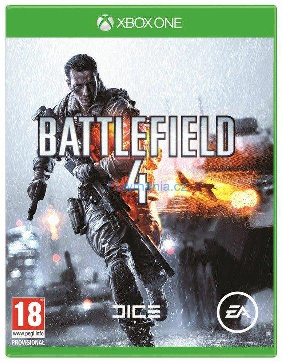 BAZAR XBOX ONE BATTLEFIELD 4