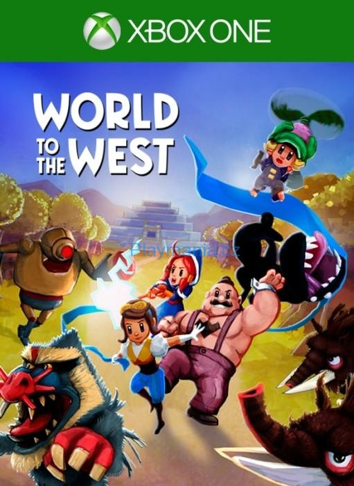 BAZAR XBOX ONE WORLD TO THE WEST