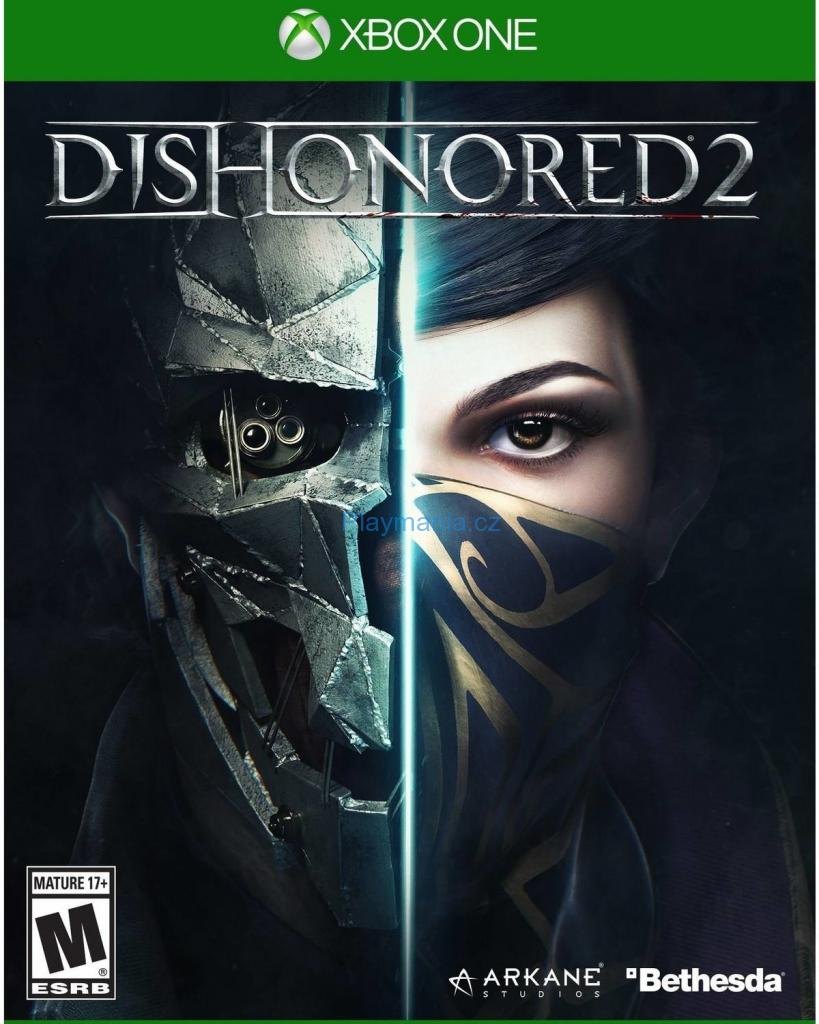 BAZAR XBOX ONE DISHONORED 2