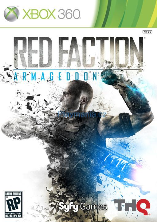 BAZAR XBOX 360 RED FACTION ARMAGEDDON