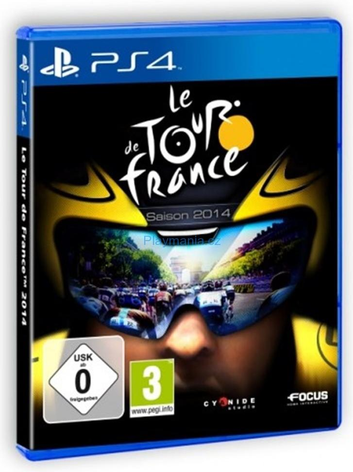 BAZAR PS4 LE TOUR DE FRANCE