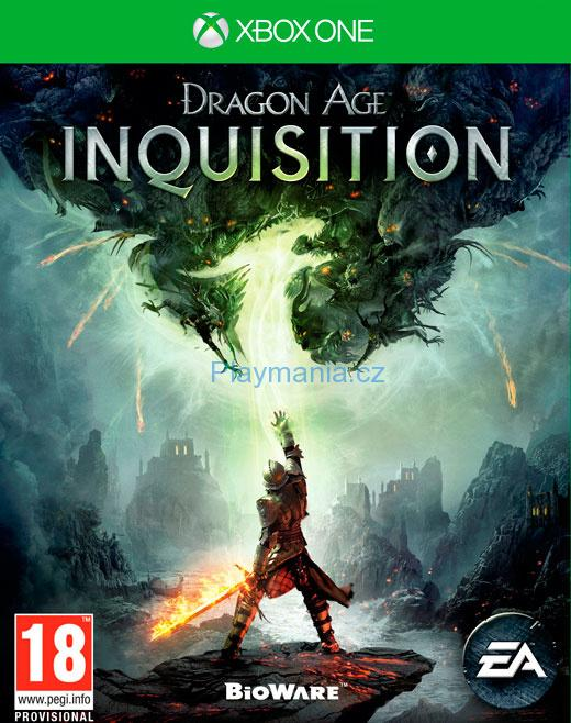 BAZAR XBOX ONE DRAGON AGE INQUISITION
