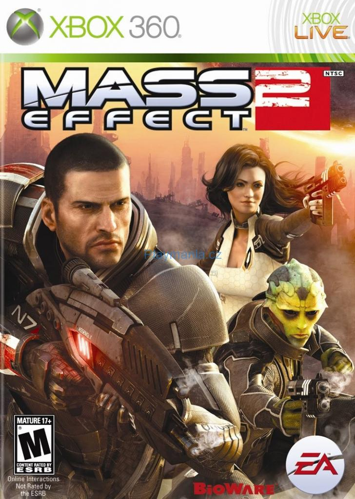 BAZAR XBOX 360 MASS 2 EFFECT