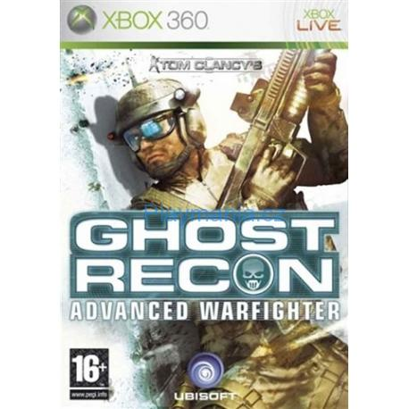 BAZAR XBOX 360 TOM CLANCY´S GHOST RECON ADVANCED WARFIGHTER