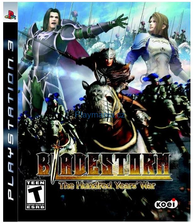 BAZAR PS3 BLADESTORM THE HUNDRED YEARS´WAR