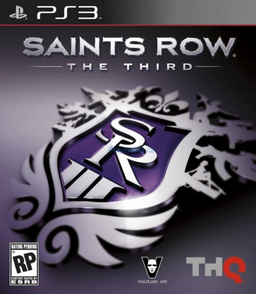 BAZAR PS3 SAINTS ROW THE THIRD