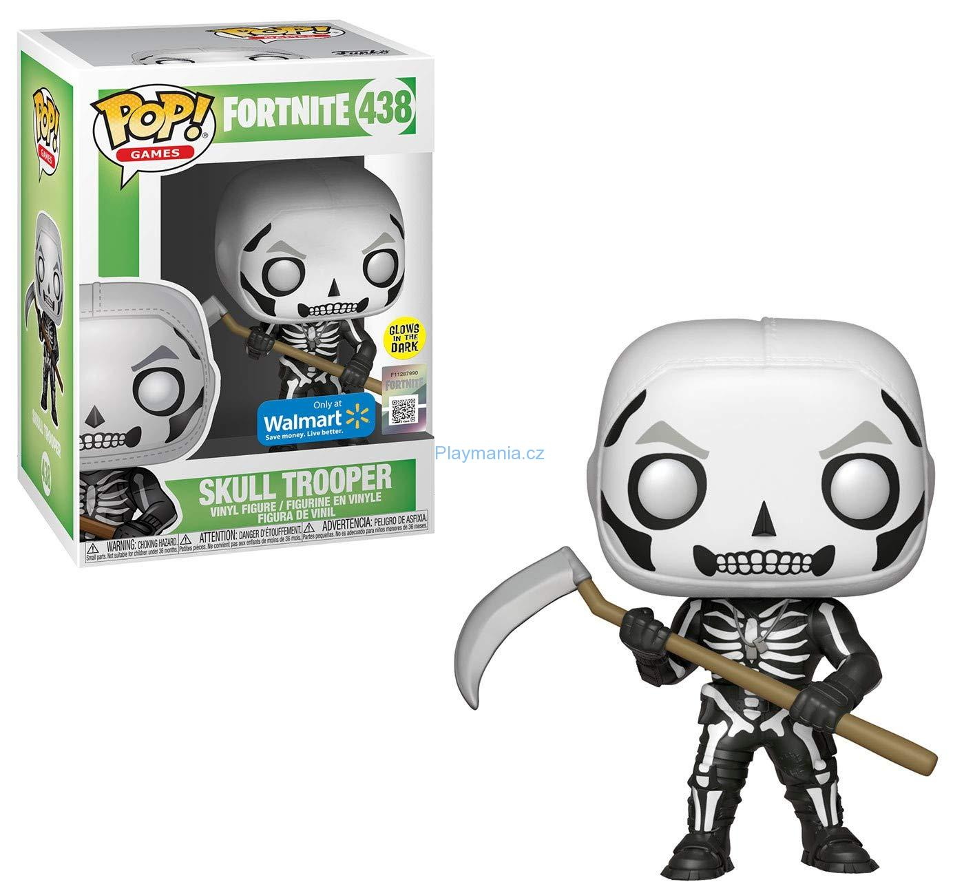 FUNKO POP! ® FORTNITE SKULL TROOPER