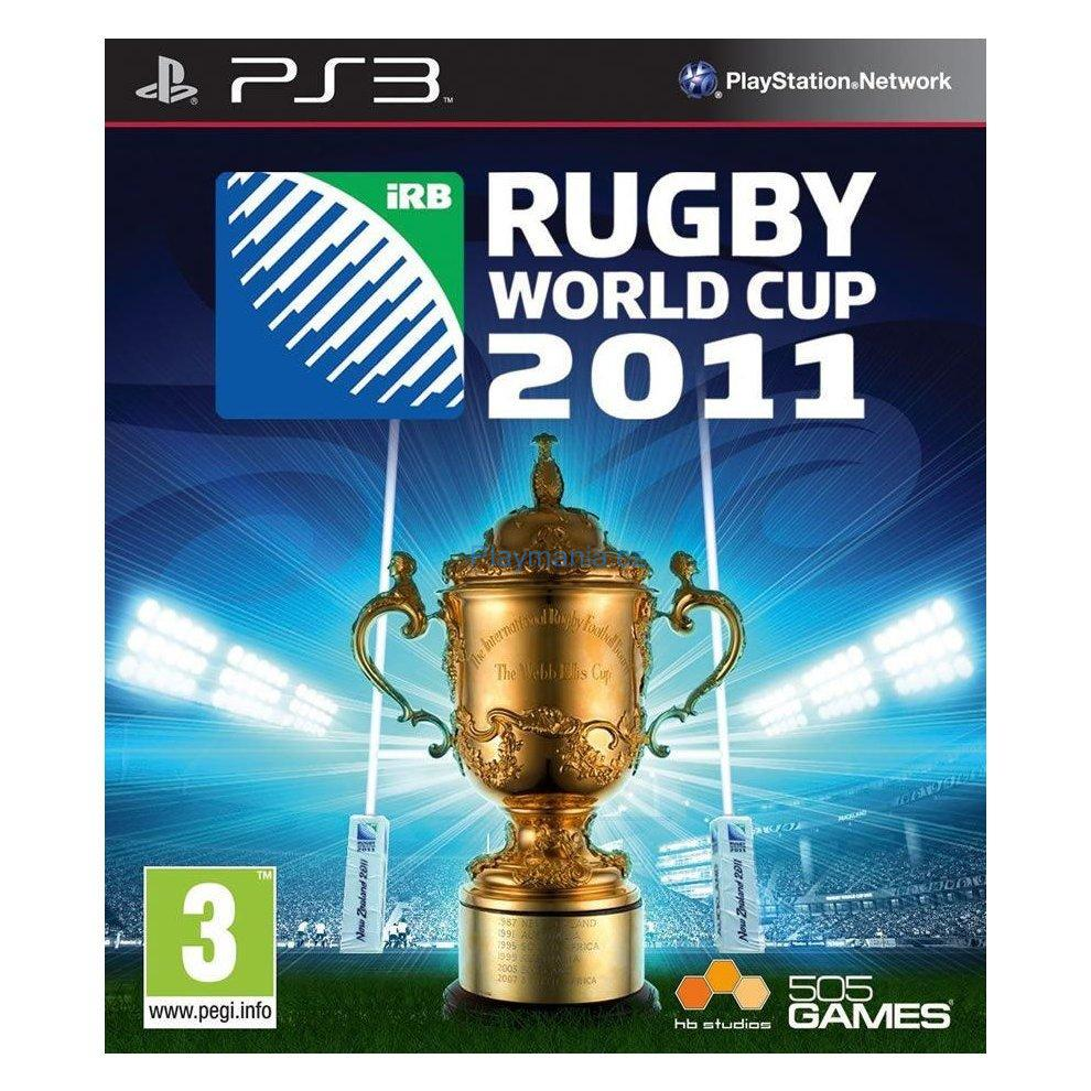 BAZAR PS3 RUGBY WORLD CUP 2011