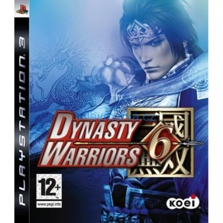 BAZAR PS3 DYNASTY WARRIORS 6