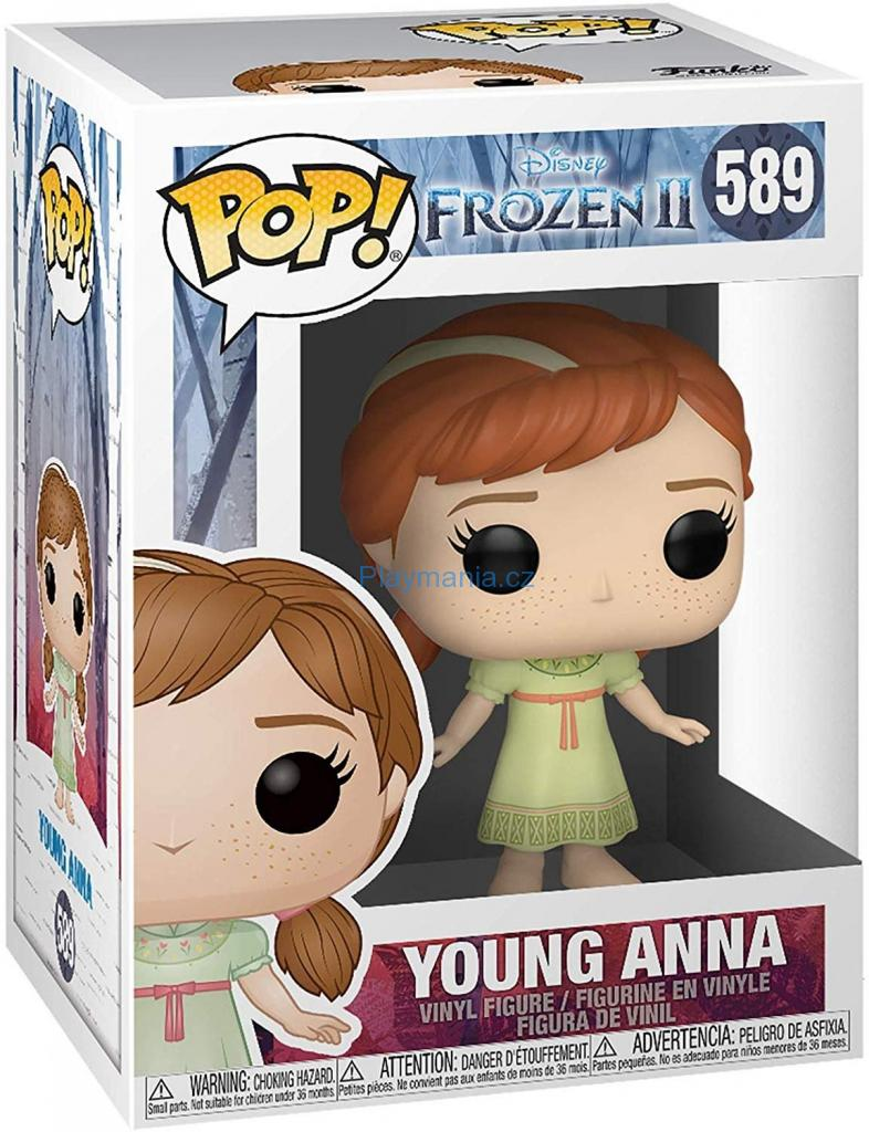 FUNKO POP! ® FROZEN II YOUNG ANNA