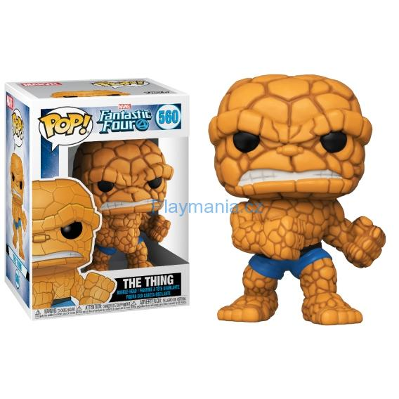FUNKO POP! ® MARVEL FANTASTIC FOUR - THE THING (560)