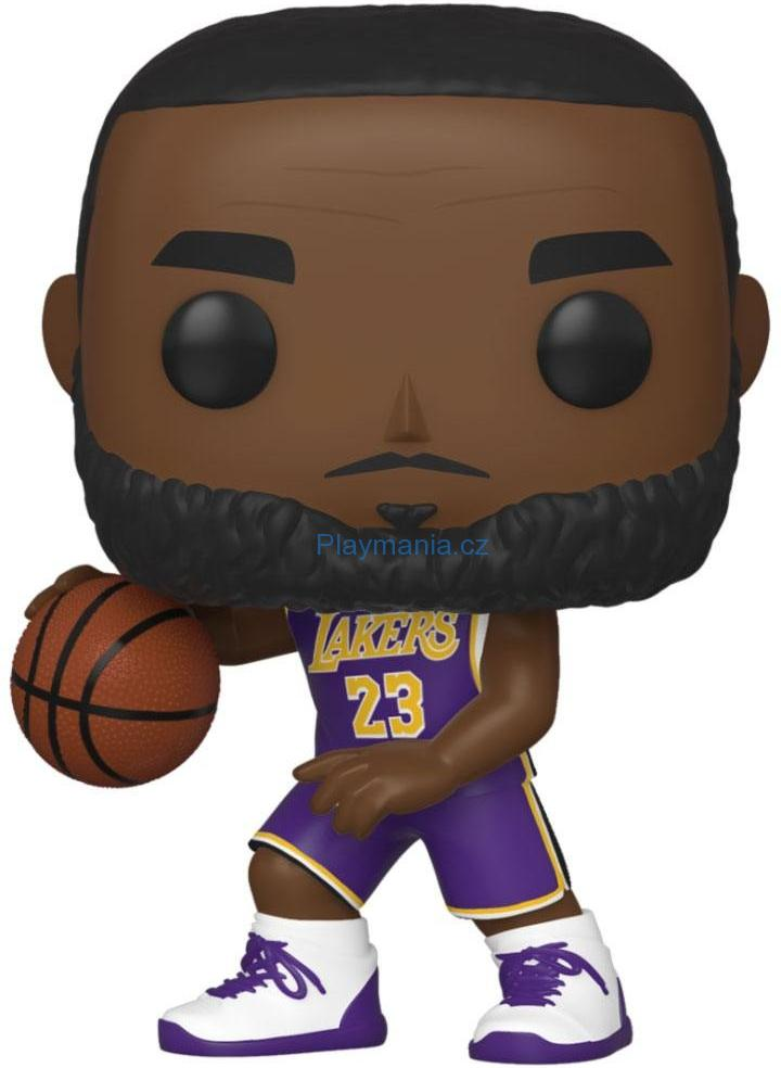 FUNKO POP! ® NBA S4: LAKERS - LEBRON JAMES