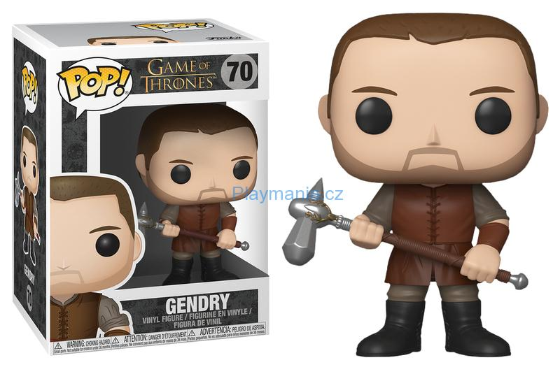 FUNKO POP! ® GAME OF THRONES GENDRY