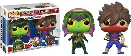 FUNKO POP! ® GAMORA VS.STRIDER