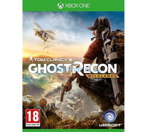 BAZAR XBOX ONE GHOST RECON WILDLANDS