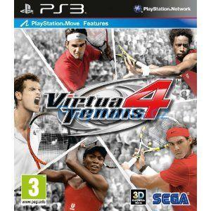 BAZAR PS3 VIRTUA TENNIS 4