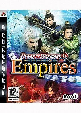 BAZAR PS3 DYNASTY WARRIORS6 EMPIRES