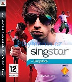 BAZAR PS3 SINGSTAR +SINGSTORE