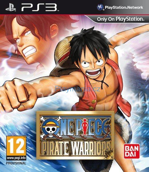 BAZAR PS3 ONE PIECE PIRATE WARRIORS