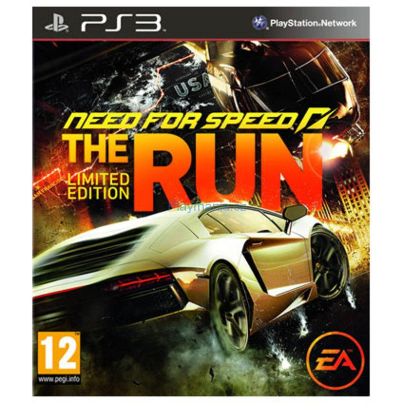 BAZAR PS3 NEED FOR SPEED THE RUN