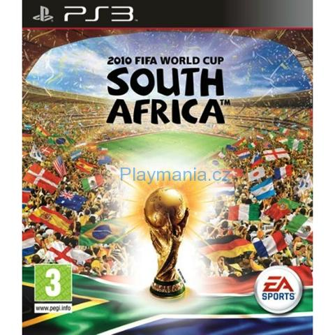BAZAR PS3 2010 FIFA WORLD CUP SOUTH AFRICA