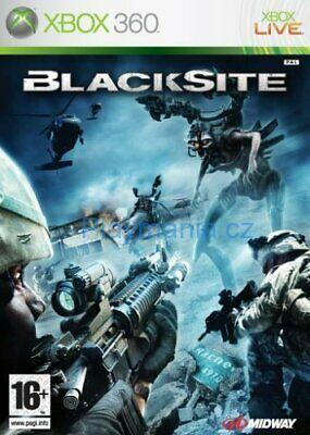 BAZAR XBOX 360 BLACKSITE