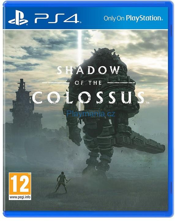 BAZAR PS4 SHADOW OF THE COLOSSUS