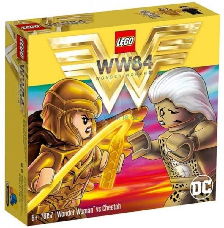 LEGO ® 76157 SUPER HEROES WONDER WOMAN VS. CHEETAH