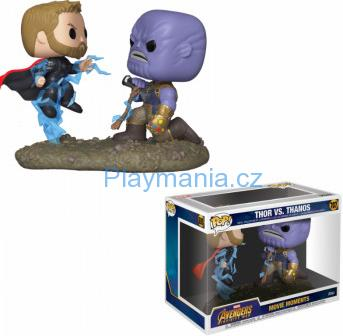 FUNKO POP! THOR VS. THANOS