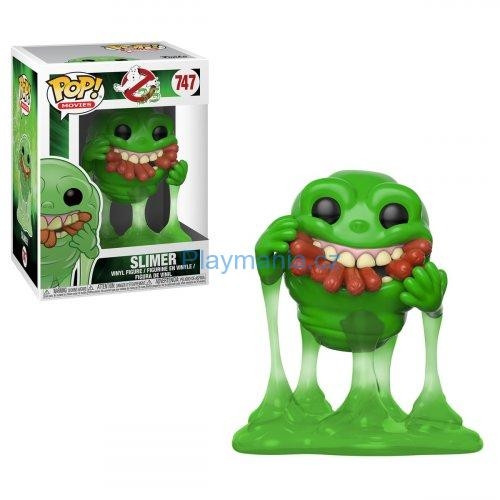 Funko POP Movies: GB - Slimer w/Hot Dogs