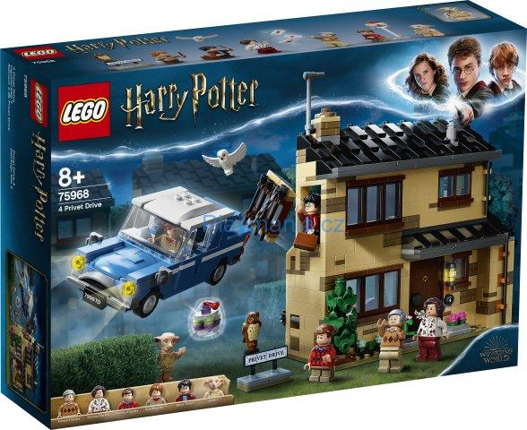 LEGO 75968 HARRY POTTER Zobí ulice 4
