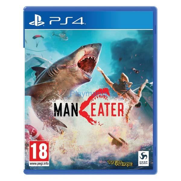 PS4 MAN EATER DAY ONE EDITION