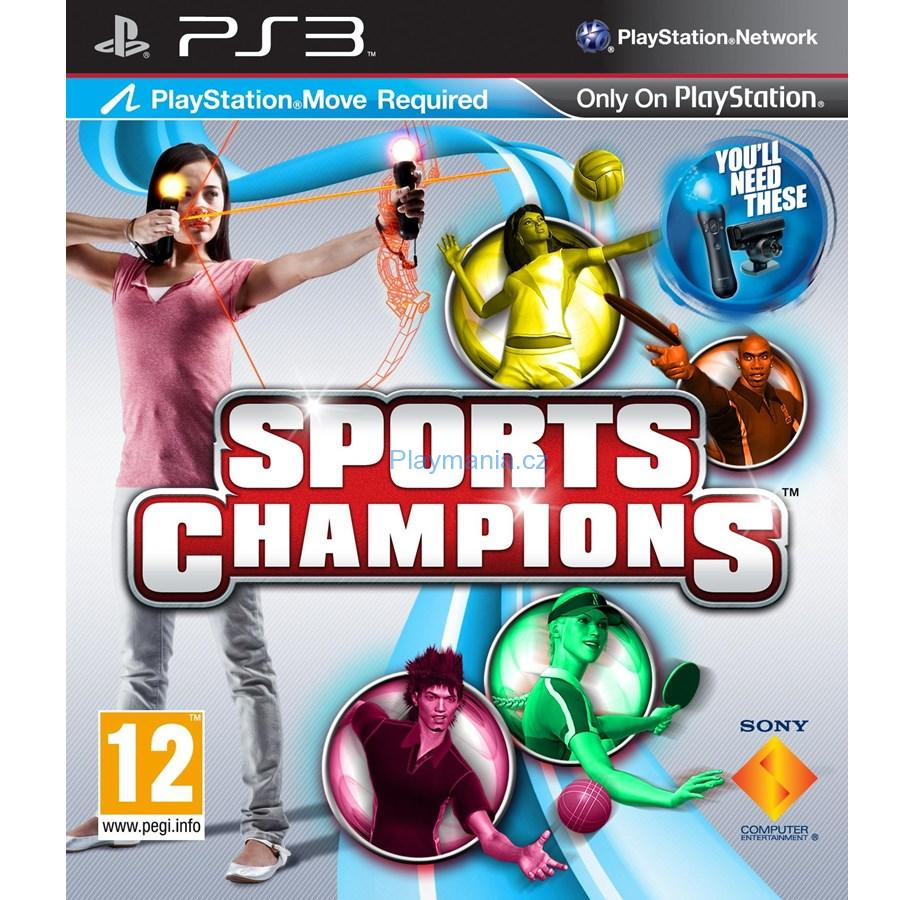 PS3 SPORTS CHAMPIONS ESSENTIALS