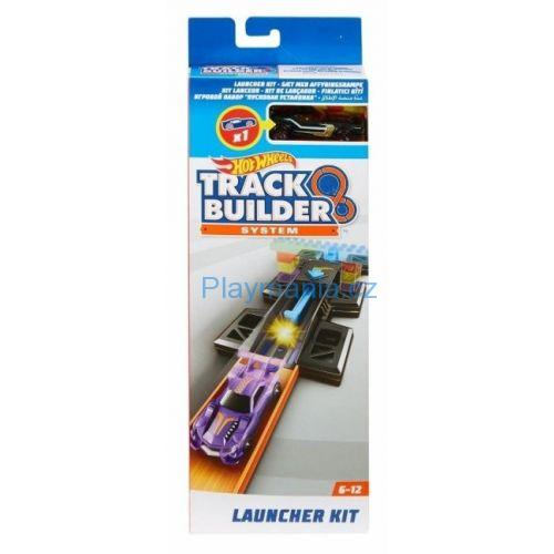 HOT WHEELS TRACK BUILDER SET DOPLŇKŮ LAUNCHER KIT