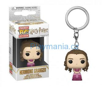 FUNKO POP Klíčenka Harry Potter - Hermione Granger