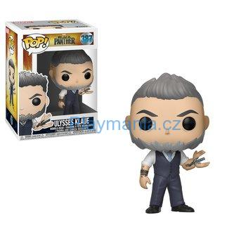 FUNKO POP ! BLACK PANTHER ULYSSES KLAUE (387)