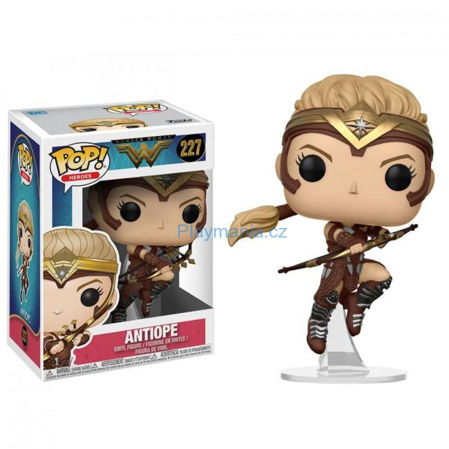 FUNKO POP ! WONDER WOMAN ANTIOPE (227)