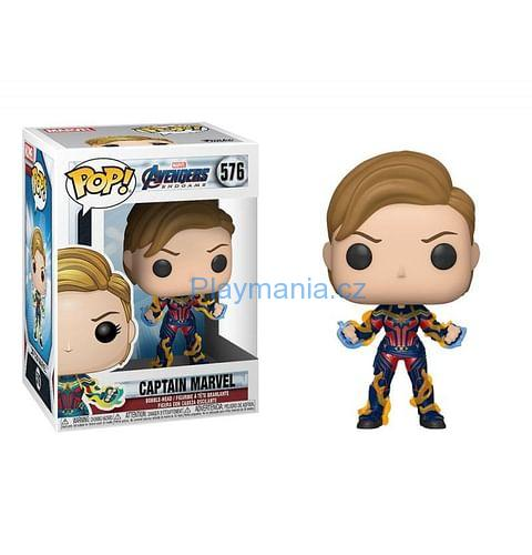 FUNKO POP ! AVENGERS CAPTAIN MARVEL (576)