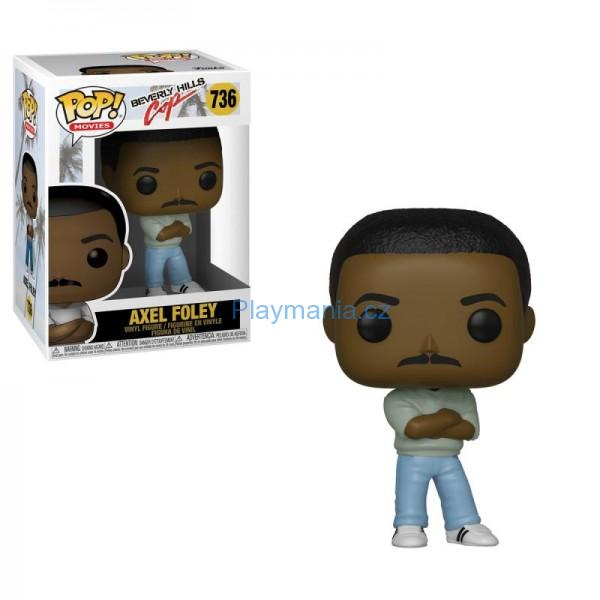 FUNKO POP! BEVERLY HILLS COP AXEL FOLEY (736)