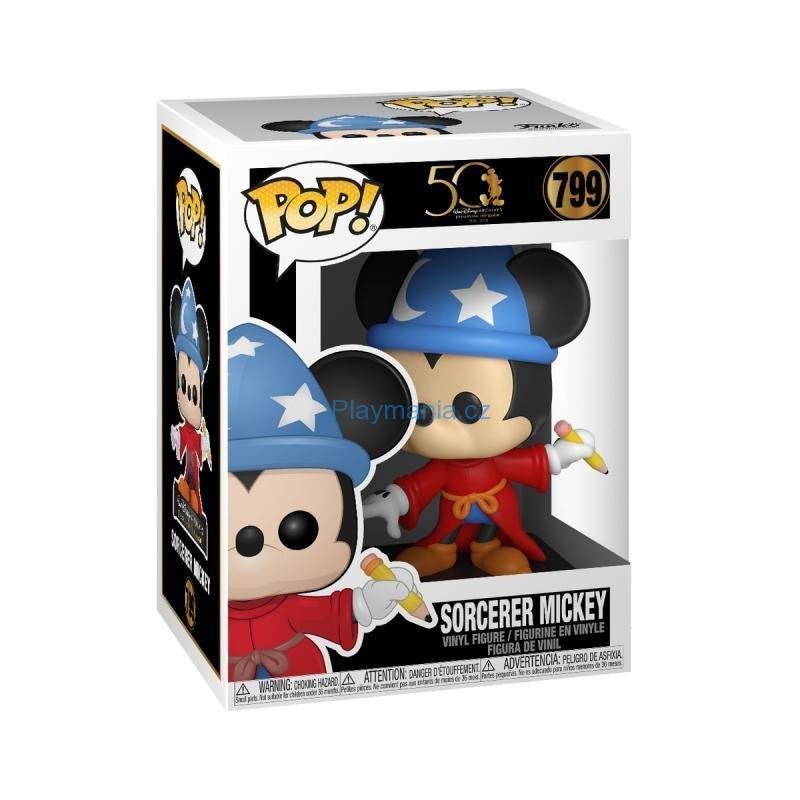 FUNKO POP! SORCERER MICKEY 799
