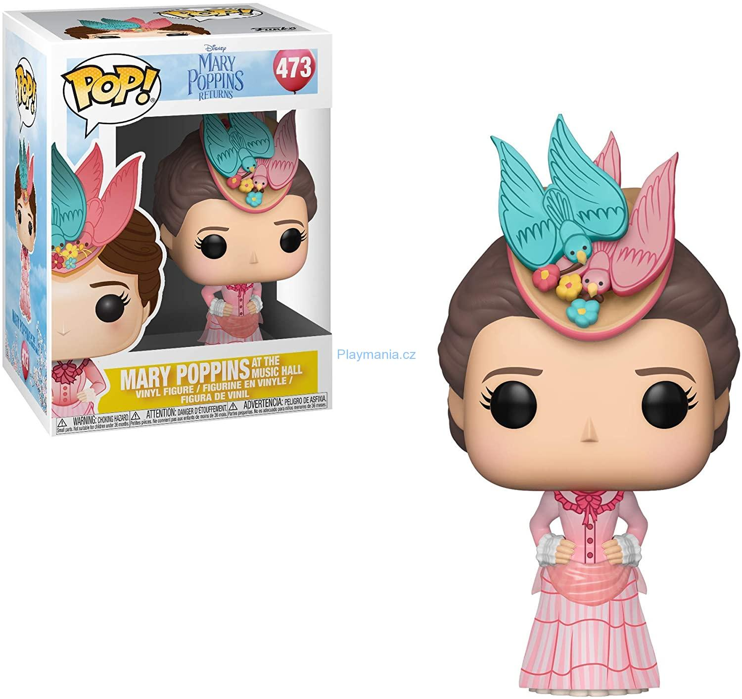 FUNKO POP ! MARY POPPINS RETURNS AT THE MUSIC HALL