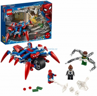 LEGO ® Super Heroes 76148 Spider-Man vs. Doc Ock
